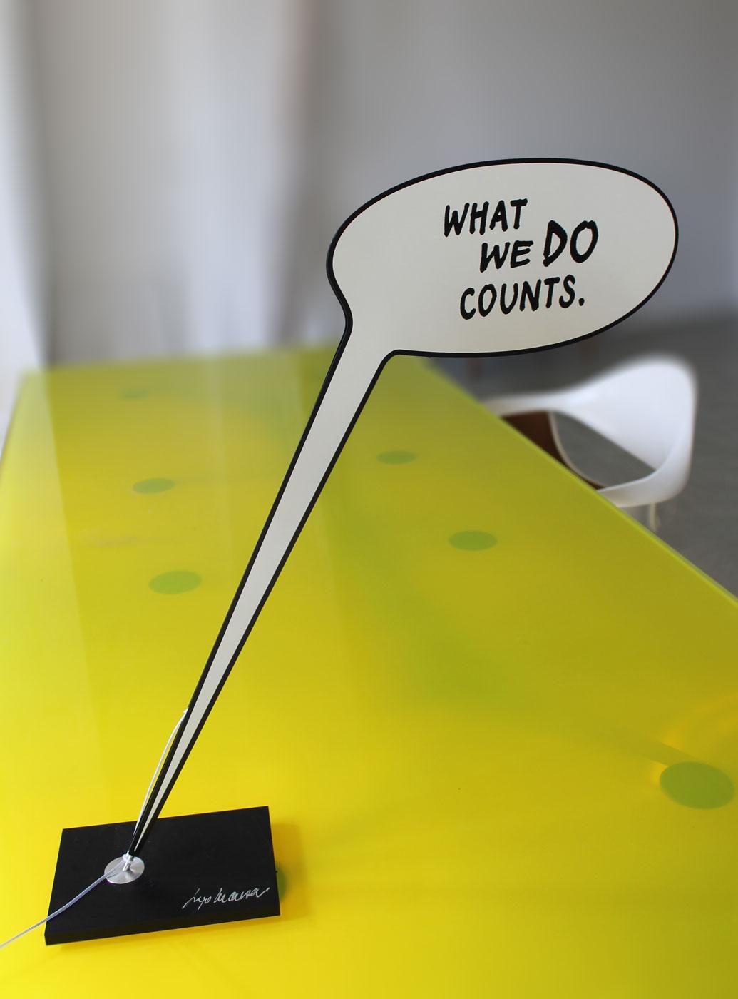 Ingo_Maurer-Lampe-What_we_do_counts