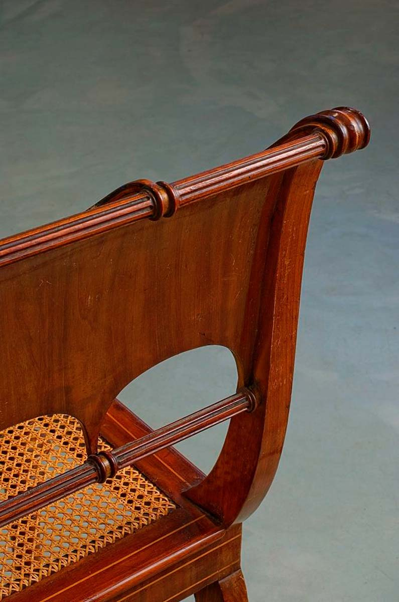 Karl-Friedrich-Schinkel-Salonstuhl Detail 5